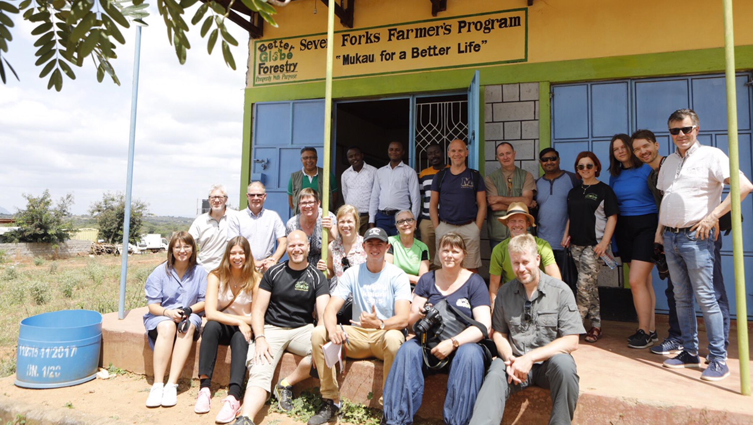 20 kunder besøger lige nu Kenya