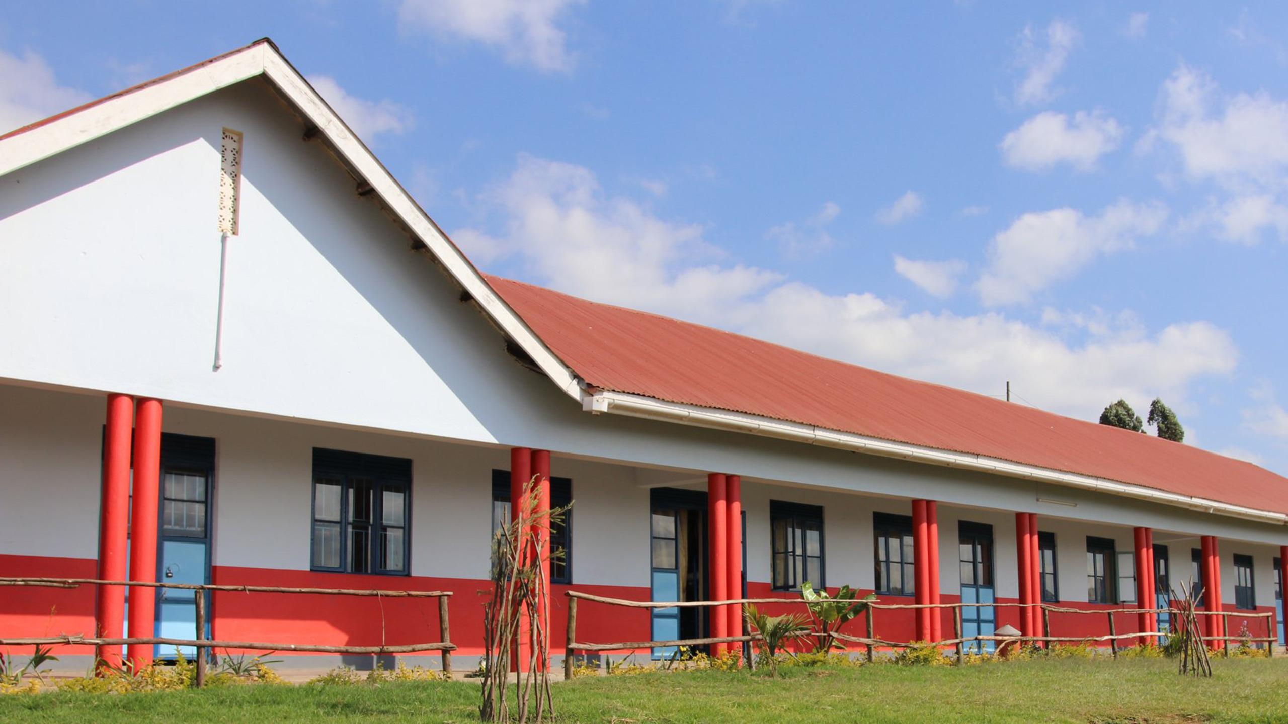 Besøg på en secondary school
